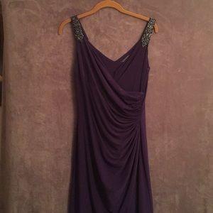 🔥Ralph Lauren Dress Purple Size 10